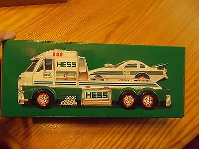 2016 Toy Hess Truck and Dragster in both sealed boxes available ready to ship