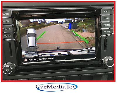 Original VW Discover Composition Media T6 Transporter Swing Doors Camera Kit Set
