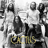 CACTUS Barely Contained  studio 2 CD set NEW Sealed a Rhino Handmade RARE OOP