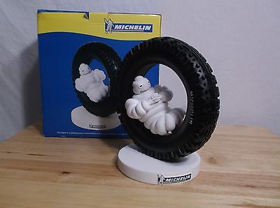 Michelin Man Tire Figurine from 1920's Advertising Art NEW IN BOX Rare Employee