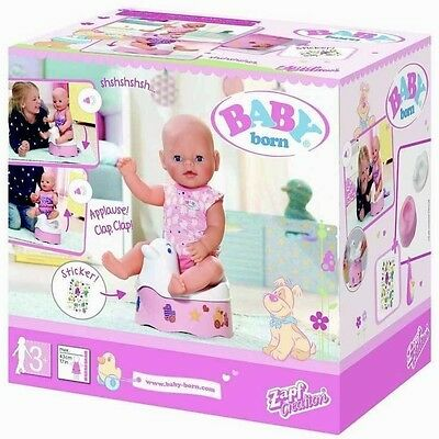 Baby Born Interactive Smart Potty