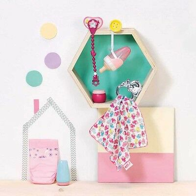 Baby Born High Value Doll Accessories Set