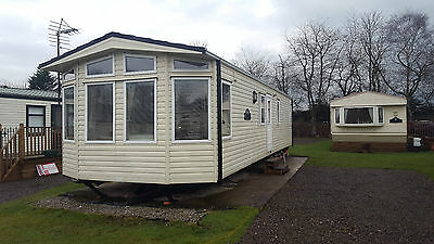 Willerby Aspen For Sale @ Halleaths Caravan Park