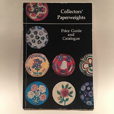 Collectors Paperweights Price Guide and Catalogue L.H. Selman 1979