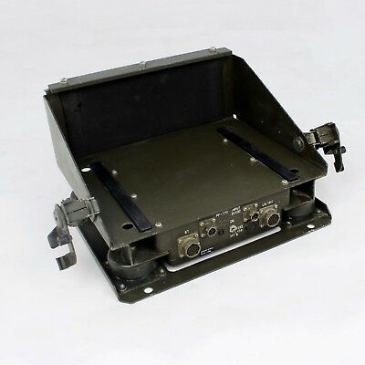Vehicle Mounting MT-1031/SP2 to PRC-77 with Power Supply COM-80