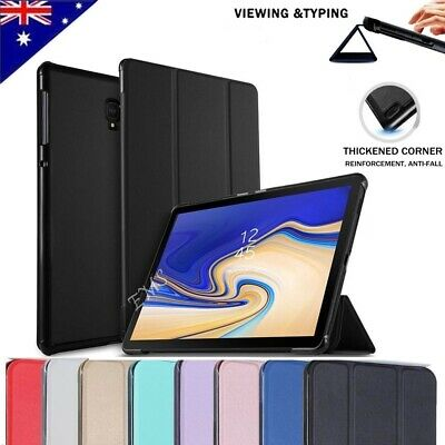 Smart Leather Cover Case Stand for Samsung Galaxy Tab S2 8.0 9.7 S3 9.7 S4 10.5""