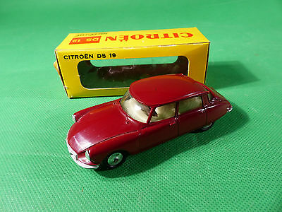 Metosul Portugal Citroen DS19 Modell - 1/43 Scale - unbespielt in Box - NOS