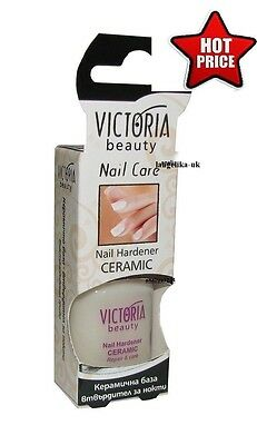VICTORIA BEAUTY NAIL HARDNER CERAMIC Repair Serum 12 ml