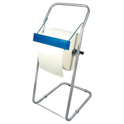 Tape dispenser for Cleaning paper Roll cloth to 34cm Floor stand