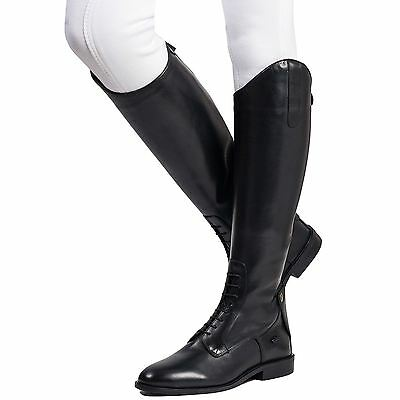 Ladies Horse Riding Equi-Leather Outdoor Winter Summer Long Dress/Field Boots