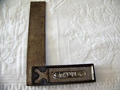 Stanley No. 12 Metal Try Square 4 Inch