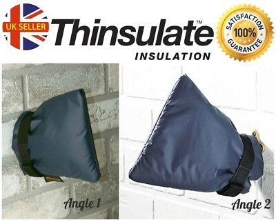 THINSULATE Outside Garden Tap Thermal Jacket Cover Prevent Winter Frost Freezing