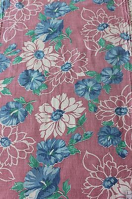 American Vintage c1930-40s Genuine Cotton Feed Sack Fabric~Quilting,Projects-