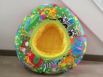 Galt Baby Inflatable Activity Jungle Playnest Ring Mat Gym * Excellent Condition