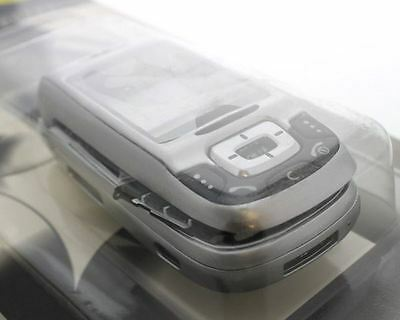 New!! Silver Housing / Fascia / Cover / Case for Samsung D500 / D500i