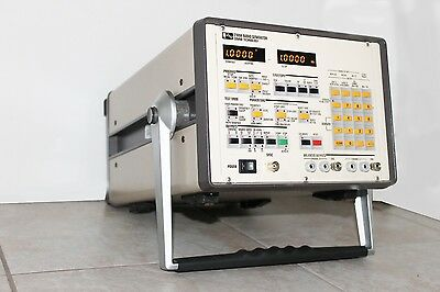 ST Sound Technology 3100A  Balanced Audio stereo Sweep Generator options 4,5,6