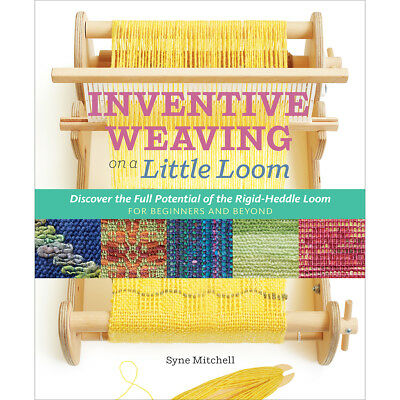 Storey Publishing Inventive Weaving On A Little Loom STO-29726