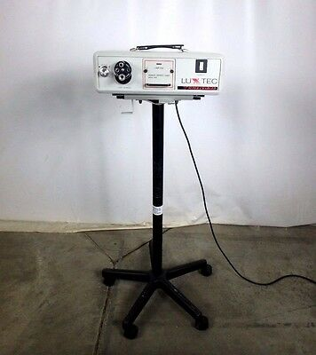LUXTEC 9300 Series 9000 Supercharged Xenon Light Source w/ Stand Medical