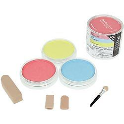 PanPastel Ultra Soft Artist Pastel Set 9ml 3/Pkg Pearlescent   Primary PPPRLSET-