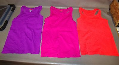 Lot of 3 SPANX Large/X-Large Tank Tops