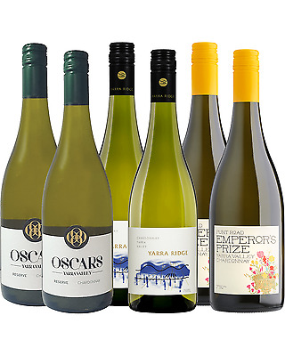 Yarra Valley Chardonnay Wine Mixed Pack (6)