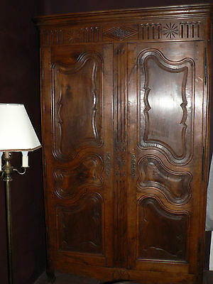 antique armoire 18th century origin France