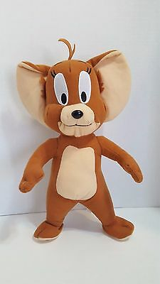 Hanna Barbera Tom & Jerry- 14 inch Jerry plush Toy Factory