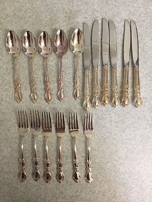 1847 Rogers Bros Silver Plated Cutlery