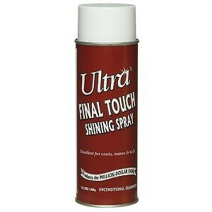 ULTRA FINAL TOUCH 400g HORSE AND EQUESTRIAN