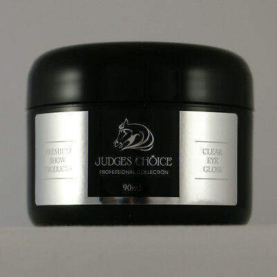 Judges Choice Clear Gloss Horse And Equestrian