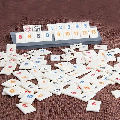 The Original Digital Board Game Israel Mahjong Rummikub 106 Tiles Family Travel