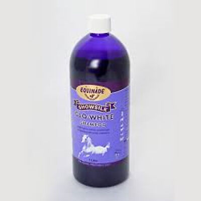 Equinade Glo White Shampoo 500 ML HORSE AND EQUESTRIAN