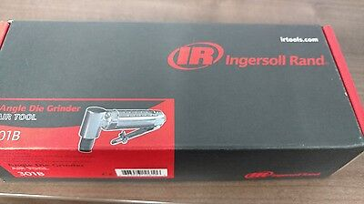 """Genuine Ingersoll-Rand 301B 1/4"""" Air Right Angle Die Grinder Brand New & Sealed"""