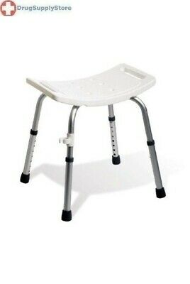 Medline Easy Care Shower Chair Stool without Back