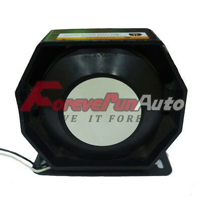 200W 12V Compact Loud Speaker PA System Horn Emergency Warning Sir Universal
