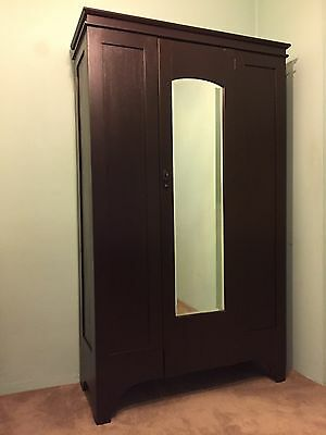 ART DECO WARDROBE (1940's)