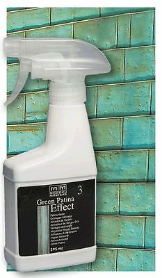 green Patina Copper green 295ml Modern Masters patina Activator Oxidizing agents