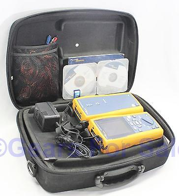Fluke Networks DTX 1800 Cable Analyzer and Smart Remote