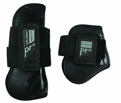 Norton New Equestrian Pro Tendon Fetlock Horse Riding Protection Neoprene Boots