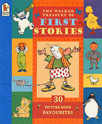 The Walker Treasury of First Stories by Sue Heap, Shirley Hughes, et al,...