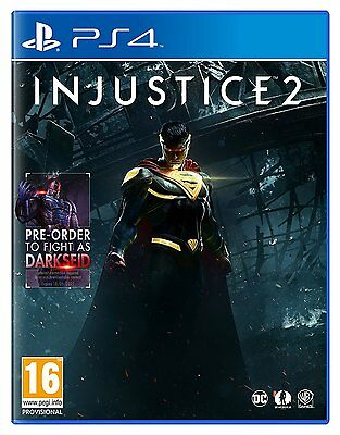 Injustice 2 | PlayStation 4 PS4 New (1)