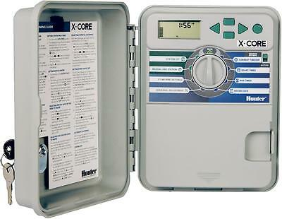 HUNTER X-core 4 station outdoor irrigation controller BRAND NEW!!