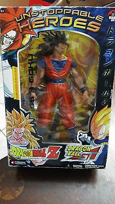 Dragon Ball Z SS 3 GOKU Action Figure (limited edition)