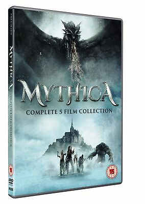 Mythica: 1-5 (Box Set) [DVD]