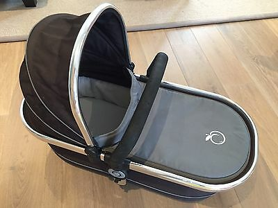 Icandy Peach Black Jack Carrycot