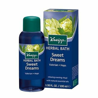 Kneipp Valerian & Hops Deep Sleep Herbal Bath Oil 100ml