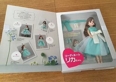 Takara Tomy  Dress up Licca-chan - Collaboration with VERY - From Japan