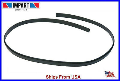 Sunroof Seal For Porsche 356, 911, 912, 930 NEW 1965-1998   901 564 905 05