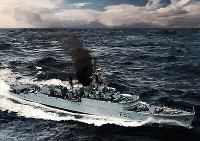 Hms Undaunted - Hand Finished, Limited Edition (25)