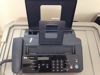 HP 2140 Fax Machine & Copier